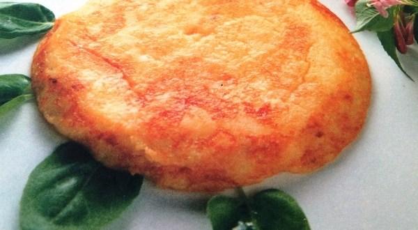 ricetta frico di patate
