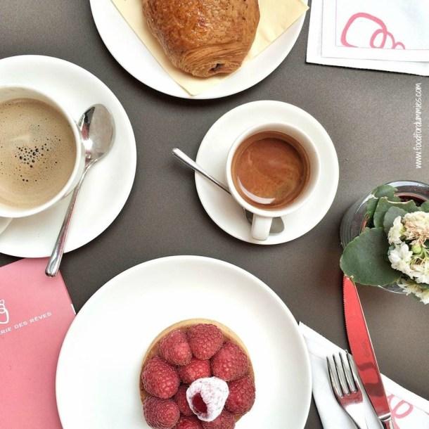 breakfast in milan - La Pâtisserie des Rêves