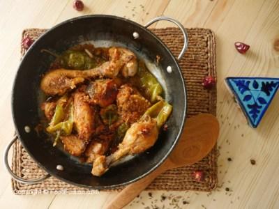 Highway Chicken Karahi – Food Fusion