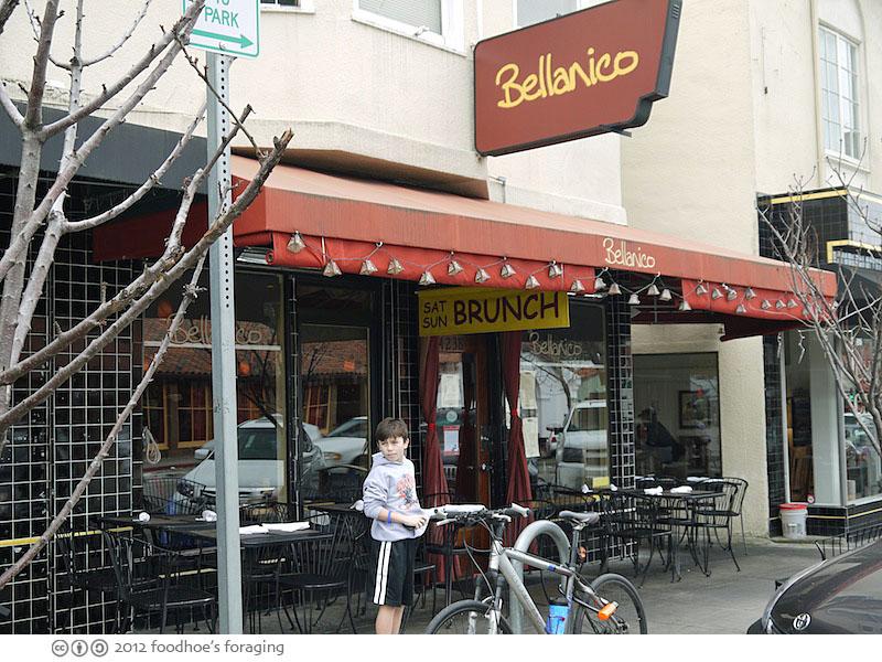 Park Blvd Bellanico Glendale Italian Restaurant