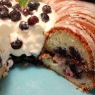 Debbie's Blueberry Coffee Cake