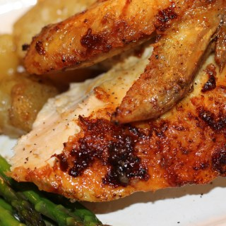 Chicken with Garlic and Ginger