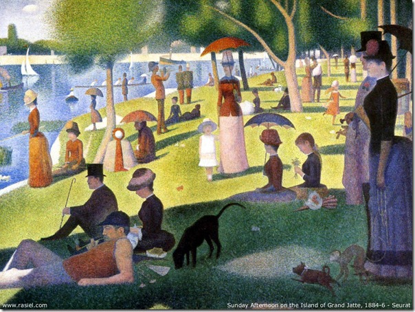 Seurat_SundayAfternoonOnTheIslandOfGrandJatte
