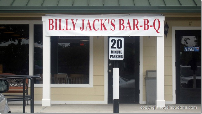 billy jack's bbq