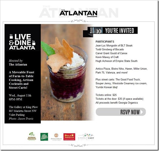 to live and dine in atlanta