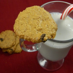 The Healthy Chocolate Chip Cookie