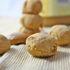 Peanut Butter Cookie Dough Balls
