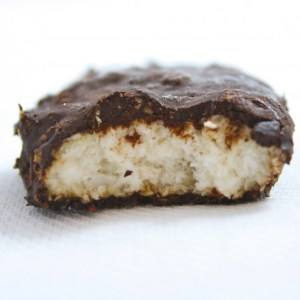 Homemade Mounds Bars