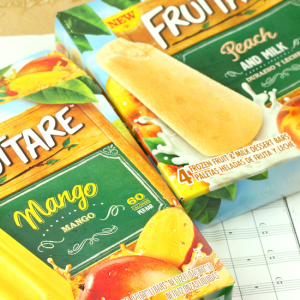 Sponsor Spoonful: Homemade Chocolate Covered Fruit Bars with Fruttare {GIVEAWAY}