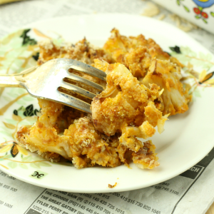 Sponsor Spoonful: Cauliflower Au Gratin with Castello Moments