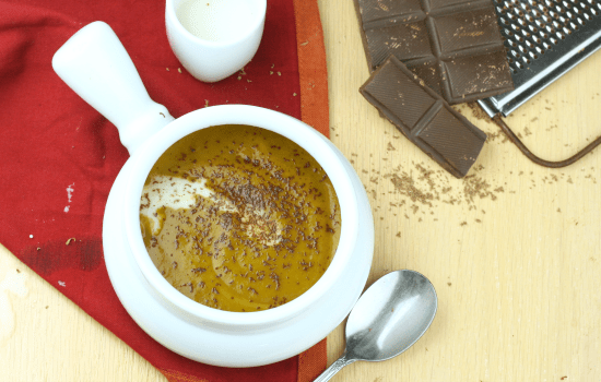 Creamy Healthy Pumpkin Soup