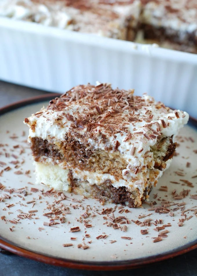 If you are looking for something to impress guests, this easy tiramisu is a delicious make-ahead dessert that everyone will love.