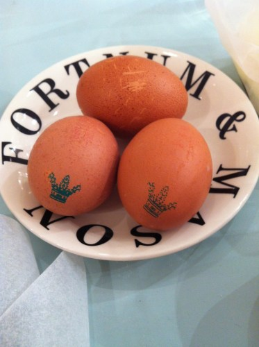 Fortnum and Mason Royal Eggs