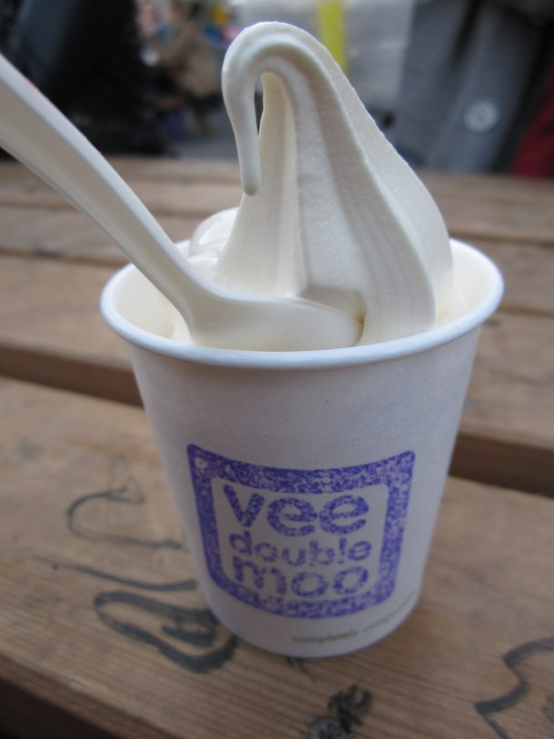 Tequila Ice Cream from Vee Double Moo, Bristol