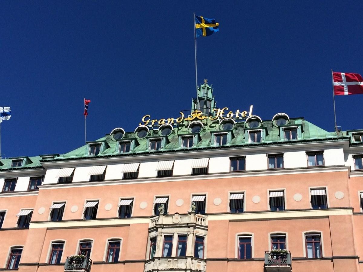 Sexy Stockholm & Many Cinnamon Buns (FoodNerd Travels)