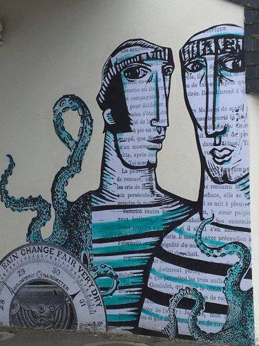 Vannes Street Art