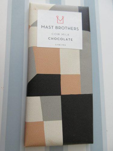 Mast Brothers - Cows Milk