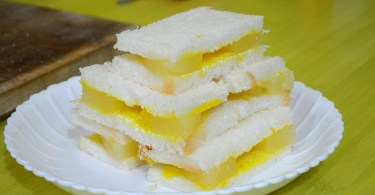 Dessert Sandwich Recipe. Pineapple Sandwich Recipe. Quick Sandwich Recipe. Indian Sandwich Recipe.