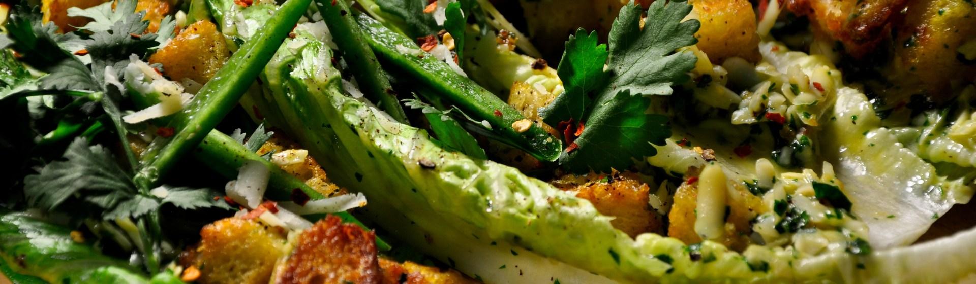Best Basic Caesar Salad Recipe – Food Republic