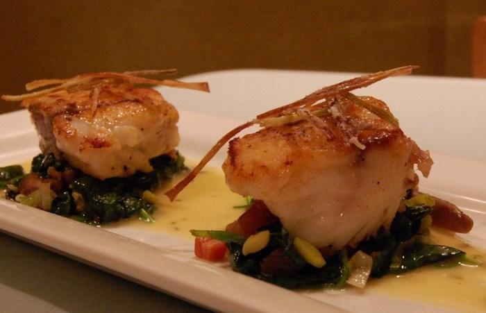 Balsamic glazed monkfish recipe food republic for Monk fish recipes