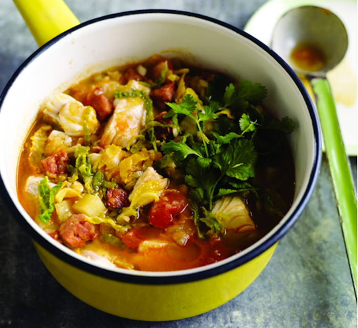 Article featured image for Portuguese fish stew