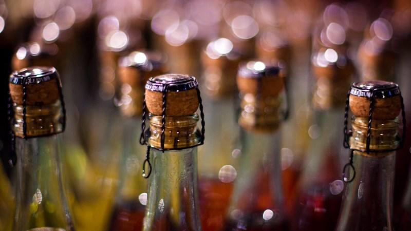 drink champagne smarter