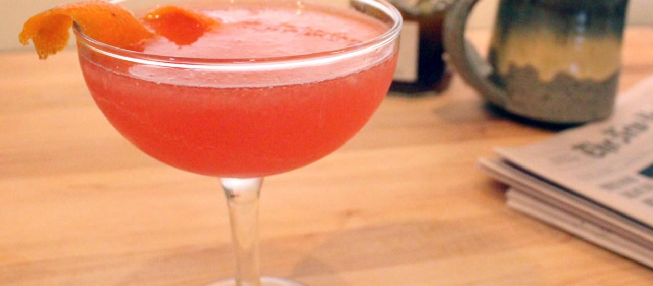 Orange Marmalade Cocktail Recipe - Food Republic