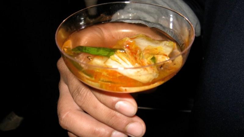 recipes with kimchi