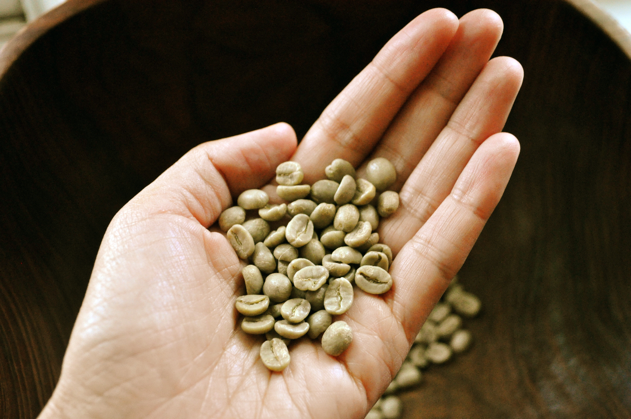 how to roast coffee beans in the oven