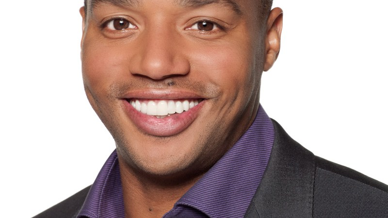 Donald Faison Has A Clue About Eating Right