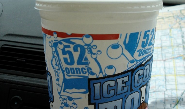 52 oz soda