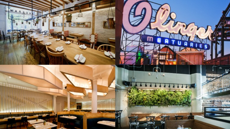 Eye On Design: Our Favorite Restaurant Trends Right Now