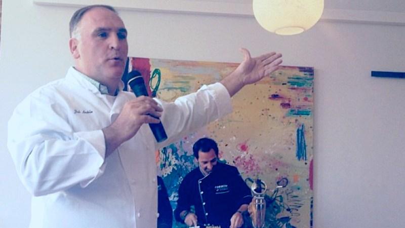 José Andrés Wants To Teach You All About Pimentón And Ibérico Ham