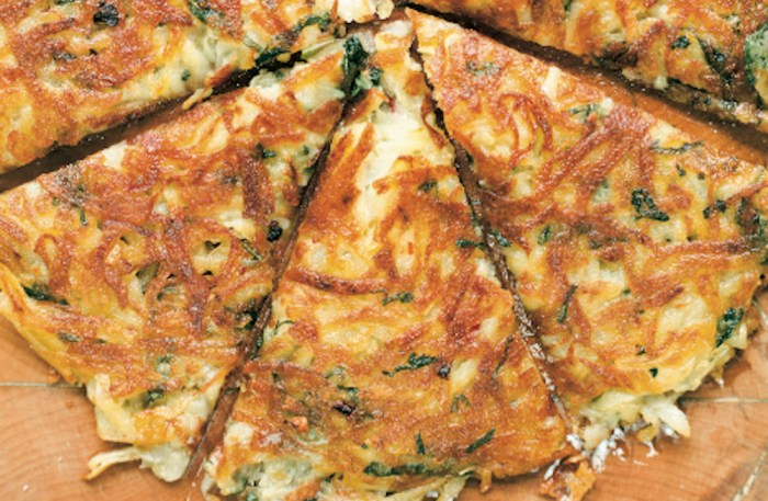 Potato Galettes With Sage Recipe – Food Republic