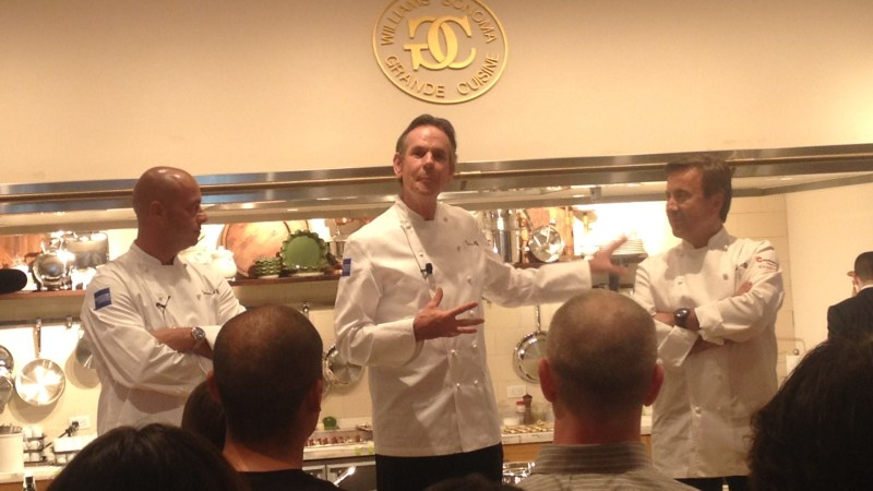 Bocuse D'Or Team USA Has A Secret Weapon