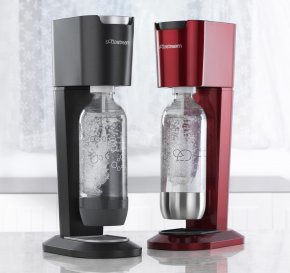 SodaStream will grow even more with increased advertising at-home soda consumption.