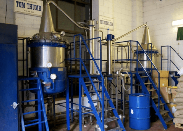 How I Came To The Conclusion That Making Gin Was My Destiny