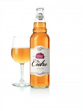 Stella Artois Gets Into The Cider Game