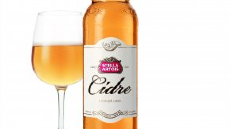 Stella Artois Gets Into The Cider Game