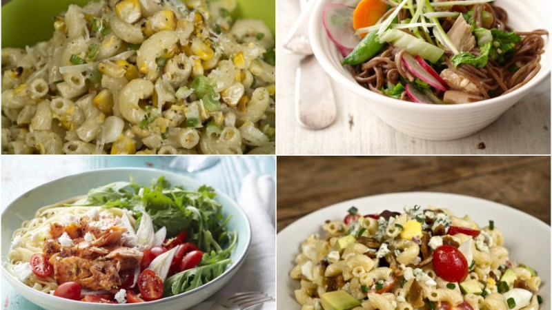 6 Ideas For Dinner Tonight: Pasta Salad