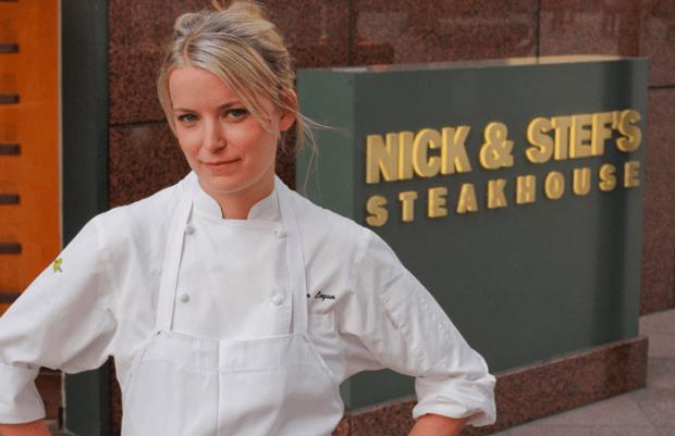 Grilling God: Megan Logan