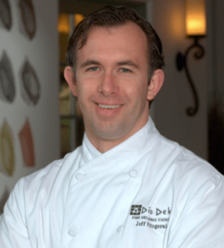 Jeff Fitzgerald was named Executive Chef of Dio Deka earlier this year.