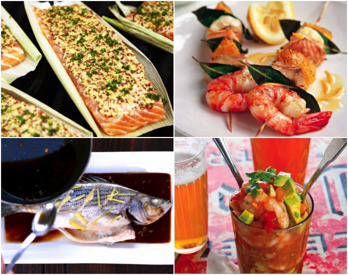 10 Ideas For Dinner Tonight: Light and Easy Fish Dinners ...