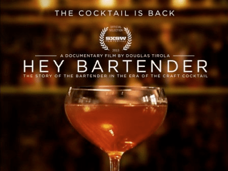 'Hey Bartender' looks at the emergence of the cocktail movement in the U.S.