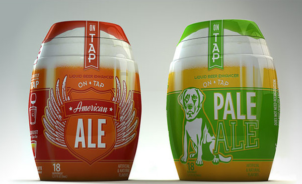 Not A Joke: Turn Cheapo Domestic Beer Into A Hopped-Up Craft Brew In One...Drop?