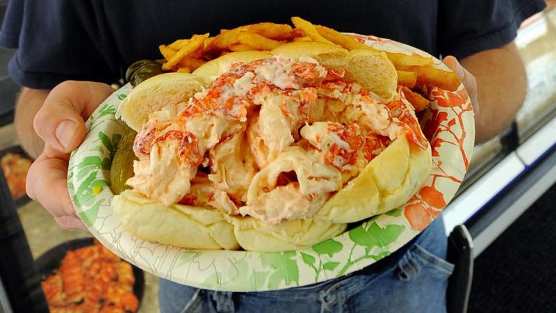 This Lobster Roll Is Red Sox Pitcher Felix Doubront's Secret Weapon
