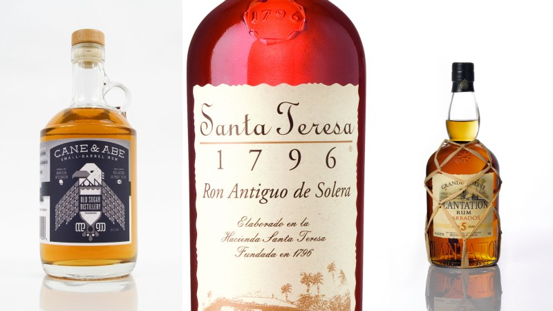 10 Essential Rums From Around The World
