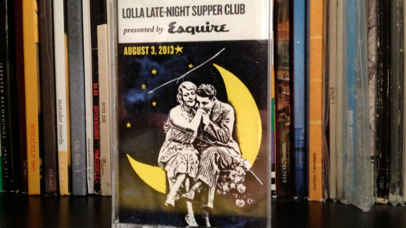 Feels Like The First Time: Lollapalooza's After-Party Dinner Was An Afterthought