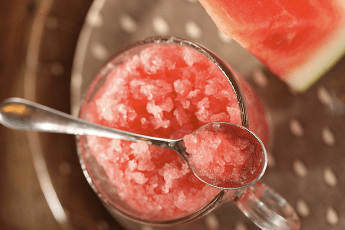 Watermelon Granita Recipe