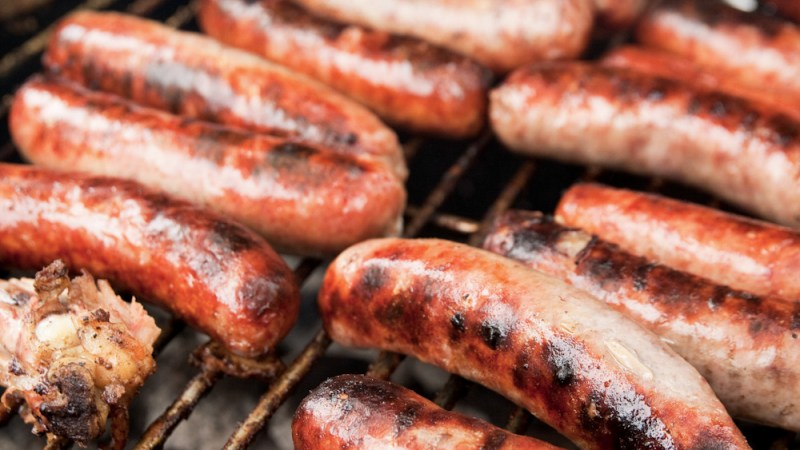 Here's Everything You Need To Know For Grilling Crisp, Delicious Sausages